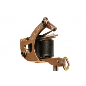 BRASS PIK ASS SHADER TATTOO MACHINE