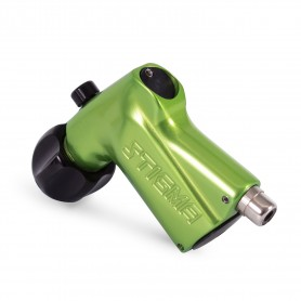 JET POWER ROTARY MACHINE - NUCLEAR GREEN
