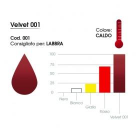 COLORE VELVET TRUCCO PERMANENTE 15ML - 001