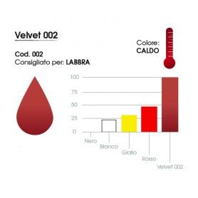 COLORE VELVET TRUCCO PERMANENTE 15ML - 002