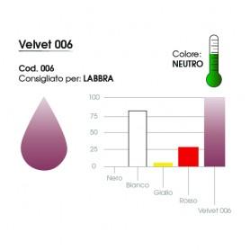 COLORE VELVET TRUCCO PERMANENTE 15ML - 006