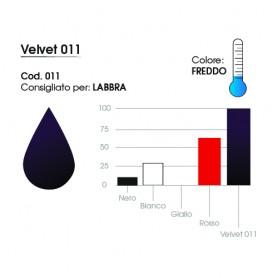 COLORE VELVET TRUCCO PERMANENTE 15ML - 011