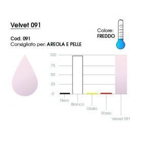 COLORE VELVET TRUCCO PERMANENTE 15ML - 091