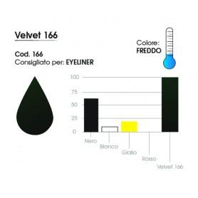 COLORE VELVET TRUCCO PERMANENTE 15ML - 166