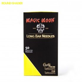 MAGIC MOON NEEDLES 05RS 50PCS