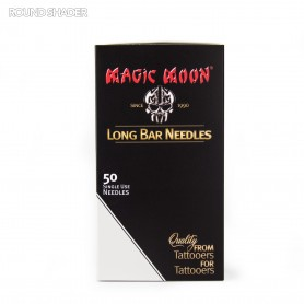 MAGIC MOON NEEDLES 09RM 50PCS