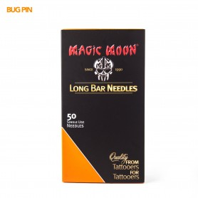 MAGIC MOON NEEDLES 09RM BUGPIN 50PCS