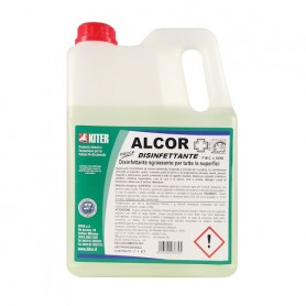 ALCOR DETERGENTE/DISINFETTANTE PMC - CANESTRO 3 LITRI