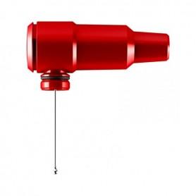 HAWK DRIVE SPIRIT - HEAD ONLY - RED